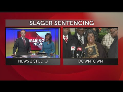 Judge sentences former North Charleston Officer Michael Slager to 20 years