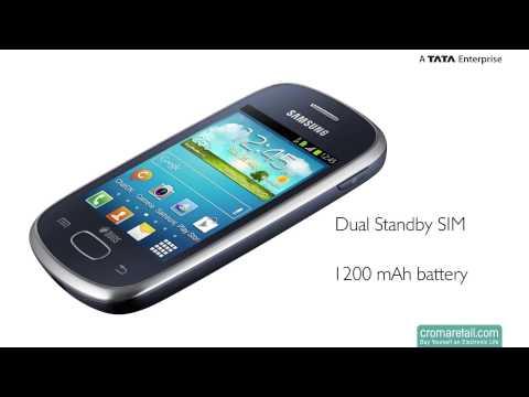 Samsung Galaxy Star S5282 GSM Mobile Phone (Dual SIM)