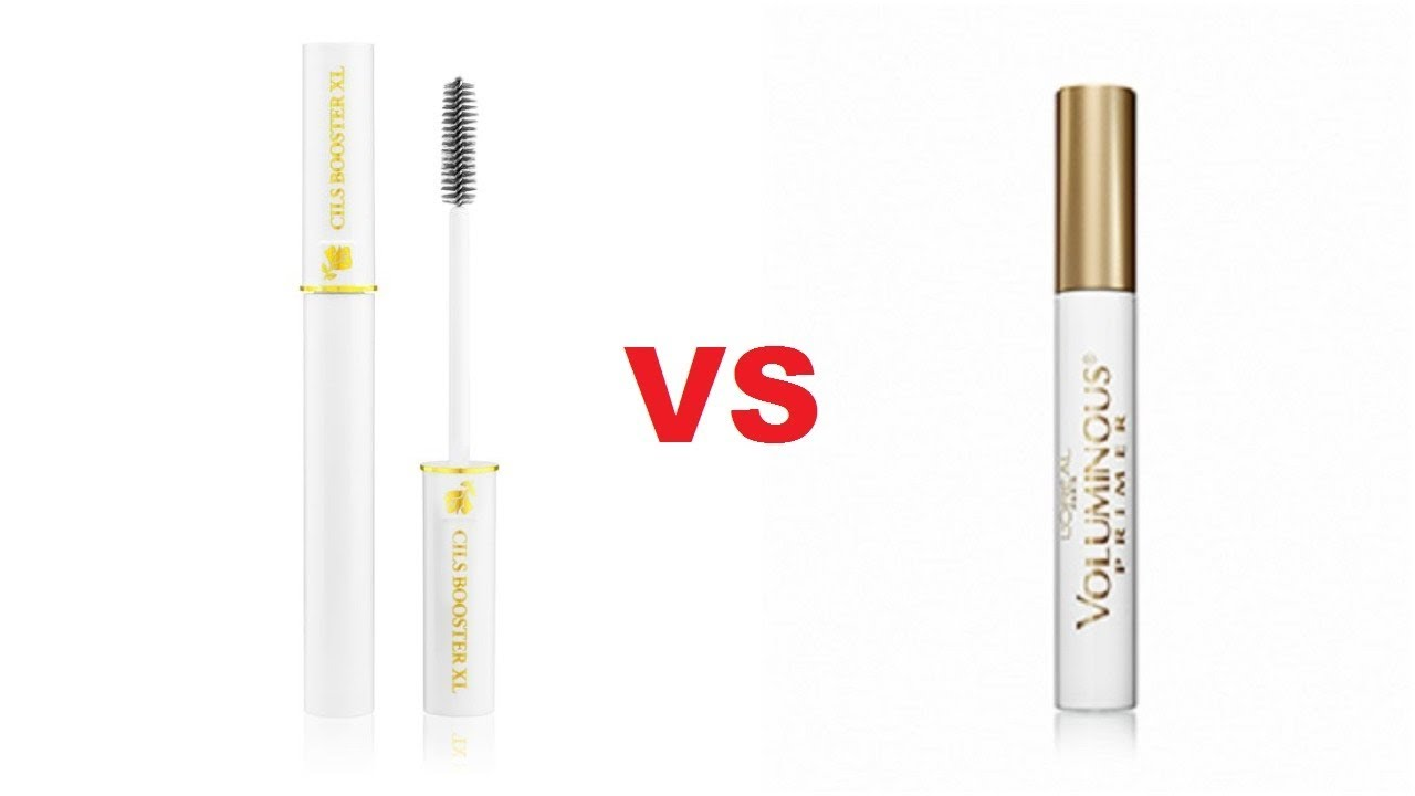 adf9ac84484 Is it a Dupe? Lancome vs Loreal mascara primers - YouTube