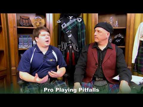 Bagpipe Chat - Starting Professional Playing
