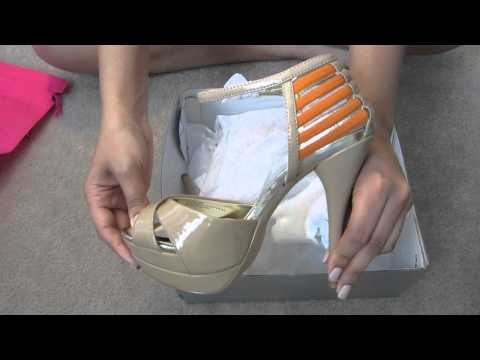 My First Shoe Dazzle Purchase! *~Lucia~* Unboxing and Short Review