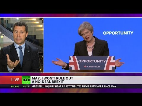 """Woolfe: """"#Brexit deal is going to go down to the last minute, the last hour"""""""