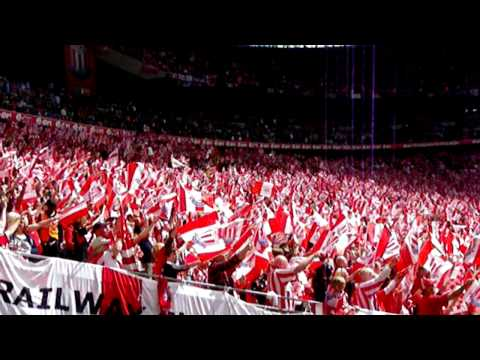 Stoke City - Wembley Final Delilah vs. Man City