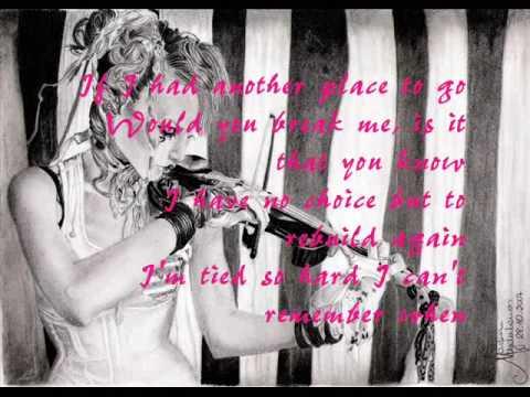 Emilie Autumn - Castle Down (lyrics)