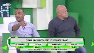 Time do Jogo Aberto palpita sobre o favorito no Brasileirão