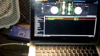 dj skip and dj eklipz playing Black panamera by magazeen
