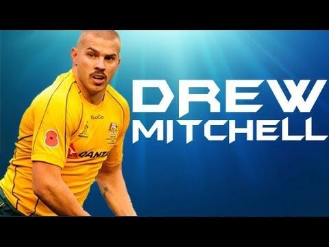 Drew Mitchell Tribute
