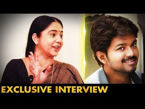 குழந்தை முகம்தான் விஜய்-யின் Plus | Actress Aishwarya Interview | Azhagu Serial Vasantha