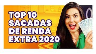 TOP 10 IDEIAS DE 2020 pra ganhar dinheiro! Ainda dá tempo!