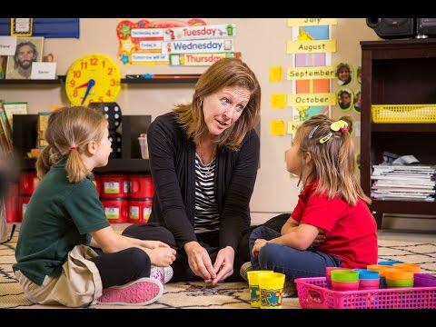 Kinder Program Overview: Redeemer School Austin
