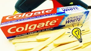 Best Out Of Waste Colgate Box Craft Ideas |  Colgate Box Reuse | Reuse Toothpaste Box Ideas