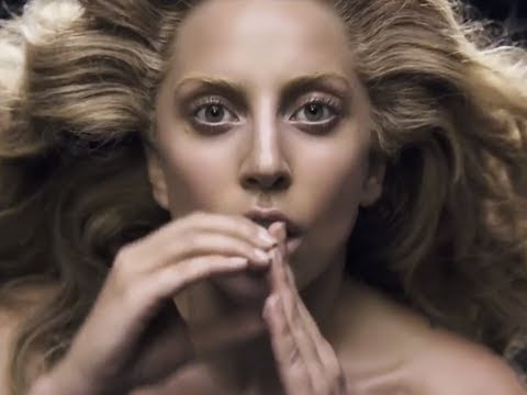 Lady Gaga - Applause Makeup Tutorial ♡ Natural with an Edge