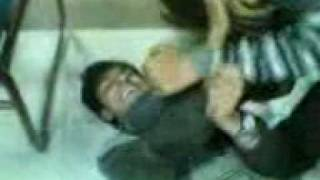 Scandal Punjab college M 4 rape attempt.3gp
