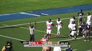 Football California University Of Pennsylvania Athletics