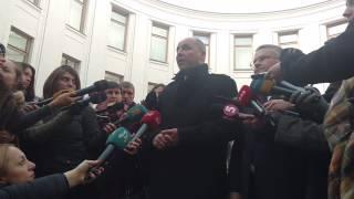 Парубій про фільм Волинь і держтаємниці Укроборонпрома