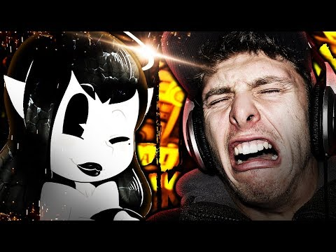 ALICE ANGEL IS EVIL! | Bendy and The Ink Machine Chapter 3 Gameplay! (CHAPTER THREE COMPLETE!)