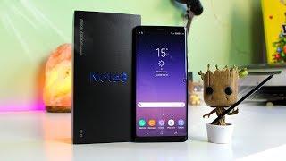 Découvrons le Samsung Galaxy Note 8 (mais pas que...)