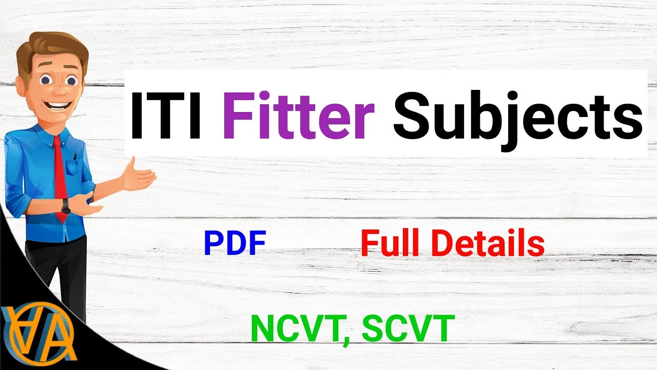 Subject In ITI Fitter