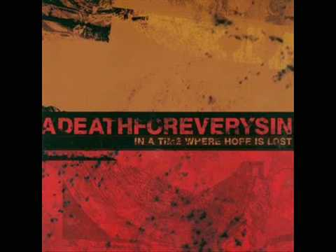 A DEATH FOR EVERY SIN - Born To Lose