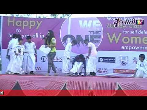 Defence Dance Programme on Women Empowerment Theme Organized by Suraksha Setu Society