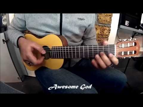 Our God Is An Awesome God Ukulele Chords By By Rich Mullins