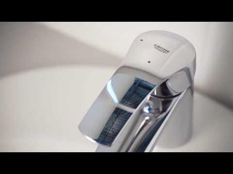Смеситель EUROSMART для раковины с функцией экономии воды