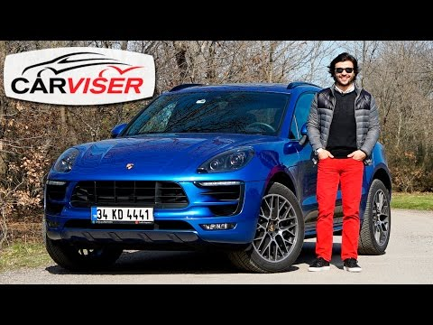 Porsche Macan Test Sürüşü – Review (English subtitled)