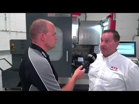Graham Cherry joins XYZ machine tools as Premium Product Manager