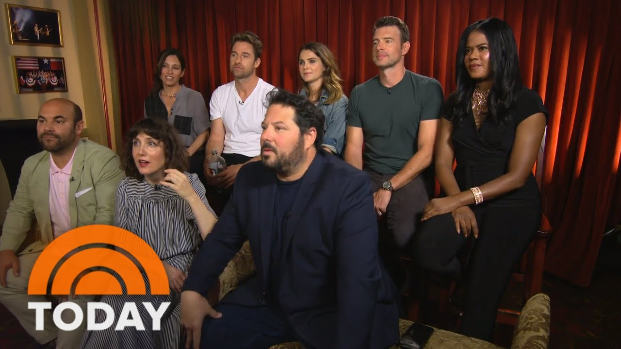 Interview With 'Felicity' Cast On Love Triangles, And Behind-The-Scenes Secrets (Full) | TODAY