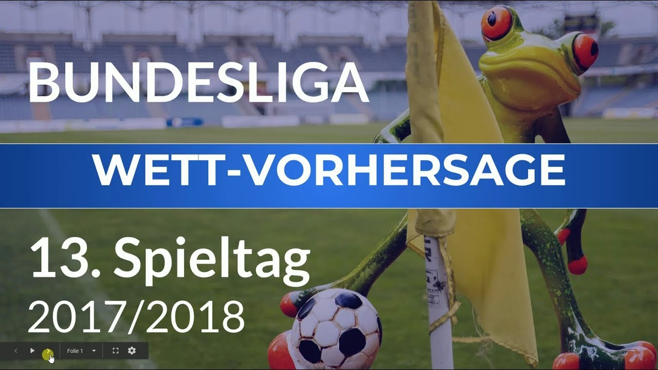 Fussball Tipps Vorhersage Bundesliga