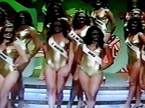 Miss Brasil 2004 - Traje de Banho (Pará - Tocantins)