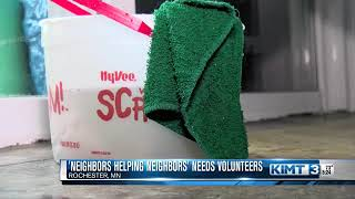 Organization in Rochester looks for additional volunteers