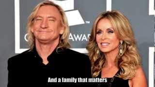 Watch Joe Walsh Family video