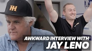 My Awkward Interview With Jay Leno