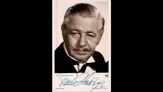 Paul Hörbiger - Das Hobellied - 1936
