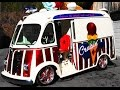1950 International Metro Van Custom Ice Cream Truck