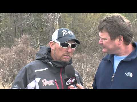 Pre-Tournament Report from Sam Rayburn Reservoir with Wesley Strader