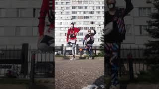 Симпа Популярный танец 🔥 Обучение Tutorial 😌🔥 Shuffle Dance Tik Tok