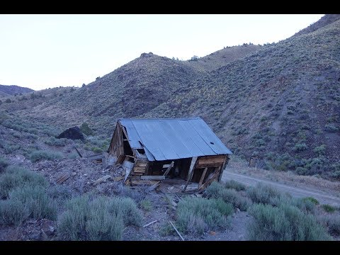 A Deep Mine In The Nevada Desert – Part 1 of 2