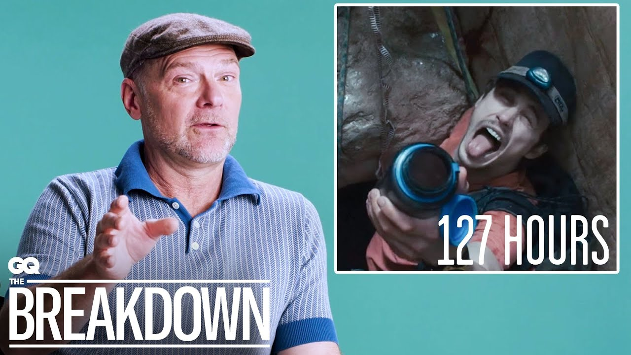Survivalist Les Stroud Breaks Down Survival Scenes from Movies | GQ