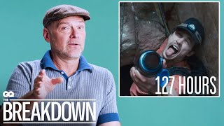 Survivalist Les Stroud Breaks Down Survival Scenes from Movies | GQ