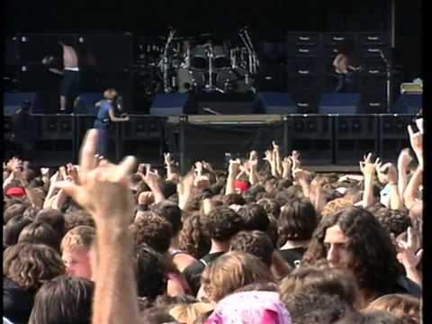 Pantera - Live In Italy 1992 (Full Show - Vulgar Display Of Power 20th Anniversary DVD) HD from YouTube · Duration:  28 minutes 58 seconds