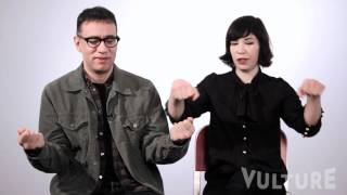 Vulture Chats with 'Portlandia' Stars Fred Armisen and Carrie Brownstein