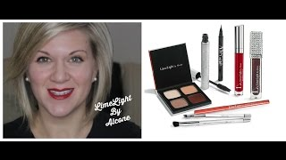 LimeLight By Alcone All That Glitters All Night Holiday Collection Review