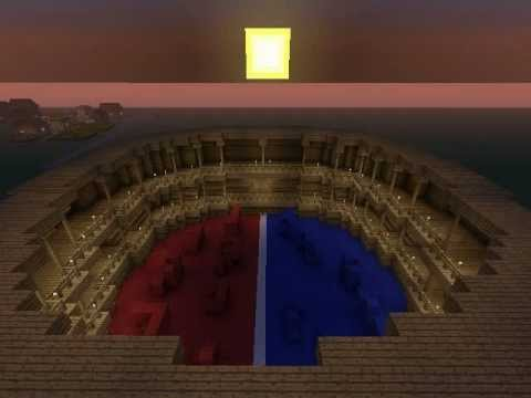 Paintball Arena Map Minecraft Xbox 360 [Download] 1.8.2