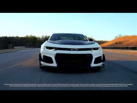 Meet the 2018 Camaro ZL1 with 1LE Track Package | Chevrolet - YouTube