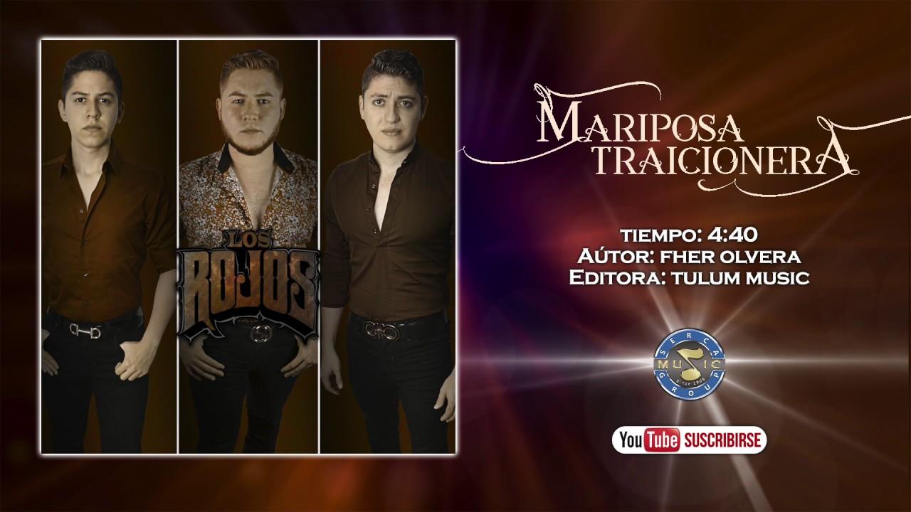 Los Rojos - Mariposa Traicionera ( Audio Oficial )