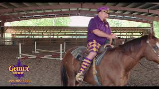 Geaux Roof Kentucky Derby Spot