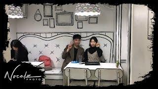 Cafe Yeonnam dong 239-20 - Korean cartoon cafe