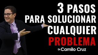 #NotasBreves | 3 pasos para solucionar cualquier problema